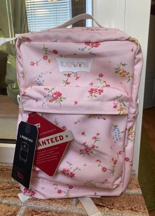 Красивый стильный рюкзак levi's ❤️
