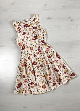 Сукня у квіти