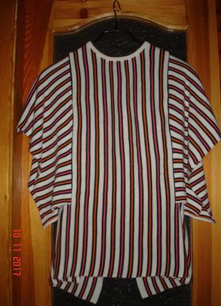 Джемпер туника блуза трикотажная asos