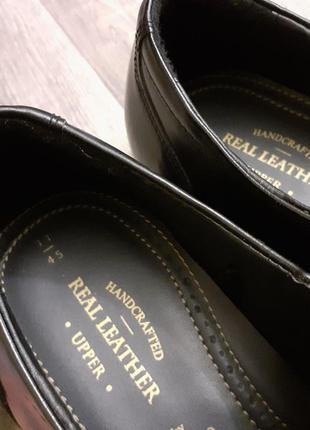 Туфли мужские черные большого размера3 фото