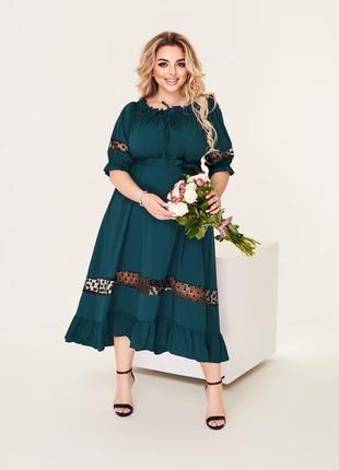 Платье р 52-62