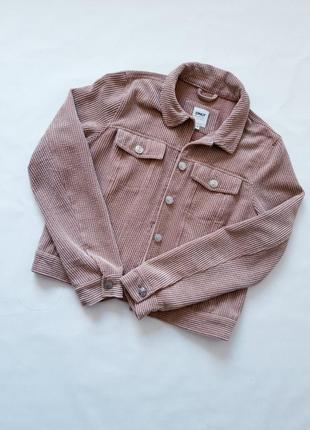 Ветровка вельветовая куртка