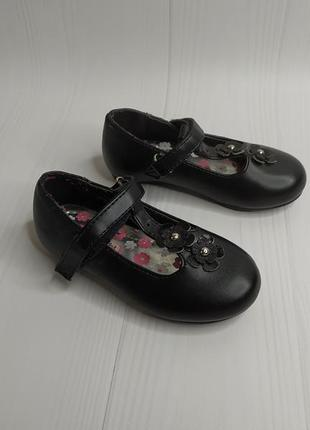 Туфли для девочки  6 р.  walkright