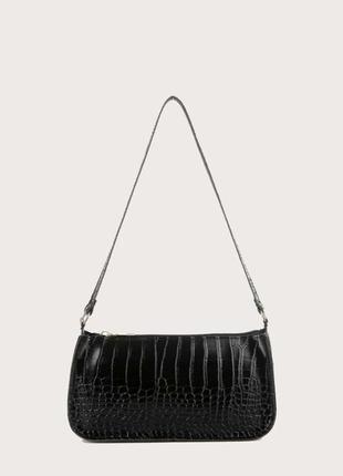 Женская сумка багет