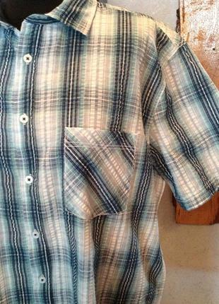 Рубашка - жатка бренда nkd, р. 56-58