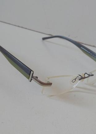 Фирменная качественная оправа для очков. eschenbach humphreys
