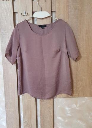 Блуза, блузка з незвичайною спинкою