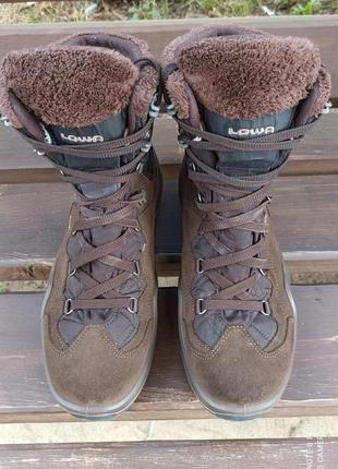 Ботинки lowa calceta gtx ws