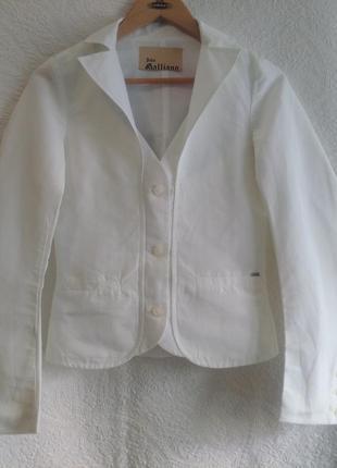 Дизайнерский жакет, пиджак, блейзер, john galliano