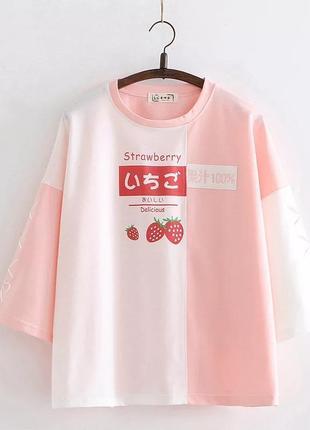 Японская футболка .