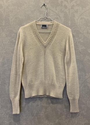 Свитер пуловер бренда luisa spagnoli, италия. размер s.