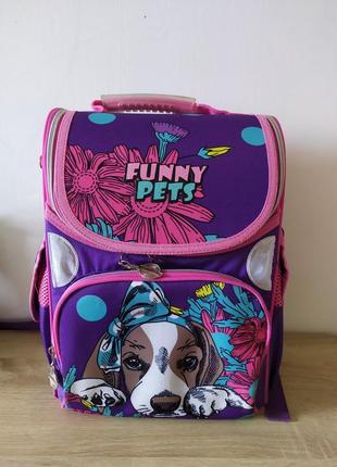 Рюкзак rainbow funny pets