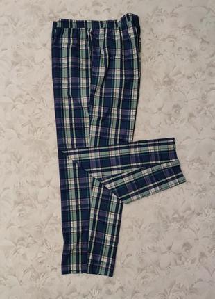 Классные штанишки для дома для сна с карманами из чистого хлопка c&a германия