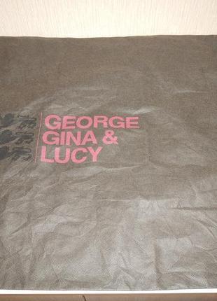Сумка пыльник geoge gona & lucy