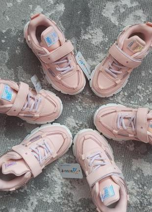 Кроссовки для девочки, новинки 2021