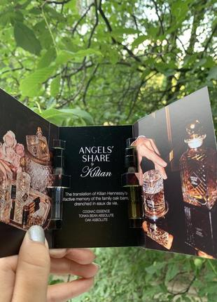 Kilian angel share и kilian rose on ice набор пробники оригинал