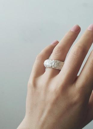 Кольцо керамическое1 фото