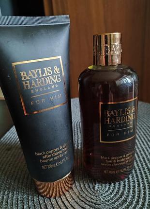 Шикарный набор от  baylis & harding, англия, оригинал!!!