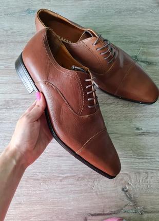 Броги туфли мужские классические san marina