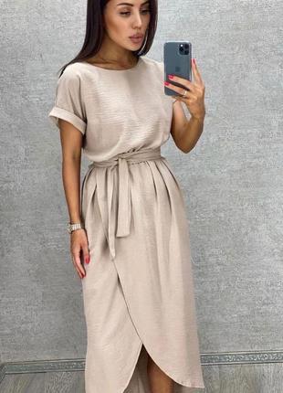 Замечательное, стильное женское платье