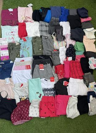 Единица 39 грн лот сток детской одежды 66 единиц fox