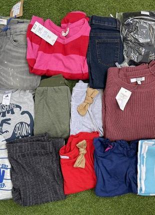 Сток детской одежды микс 15 ед