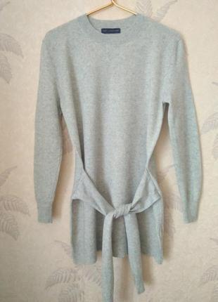 Стильный свитер m&s, шерсть, кашемир.