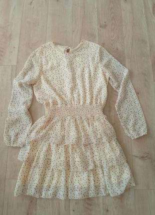 Платье шифоновое сукня шифон