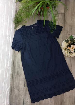 Хлопковое платье от marks & spencer