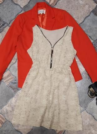 Платье размер:s