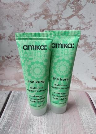 Відновлююча маска для волосся amika the kure multi-mask