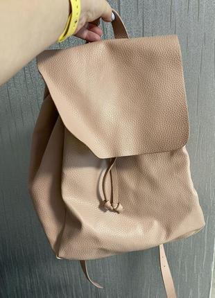 Рюкзак zara шопер сумка
