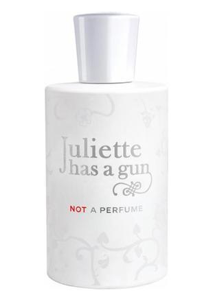 Парфюмированная вода juliette has a gan, 100 ml