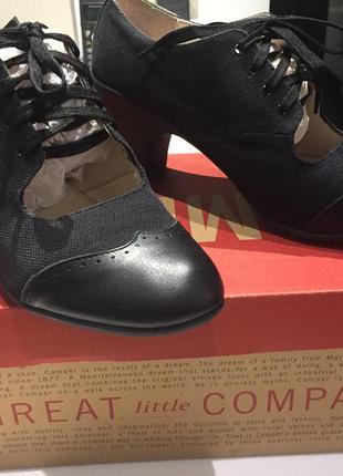 Женские демисезонные туфли (ботиночки, ботильоны) camper