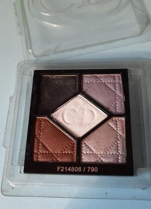 Dior тени 5 couleurs#790