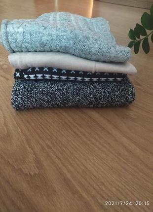 Tally weijl benetton h&m свитер