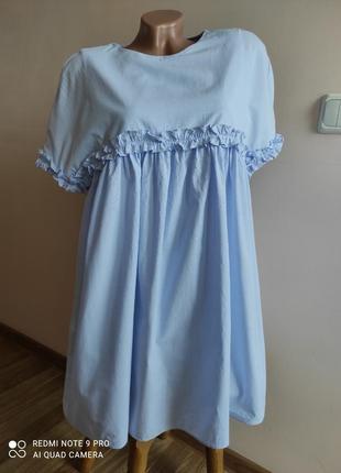 Милейшее платье-комбинезон zara