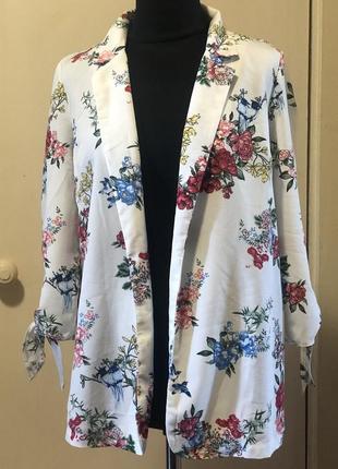 Красивая рубашка-накидка primark