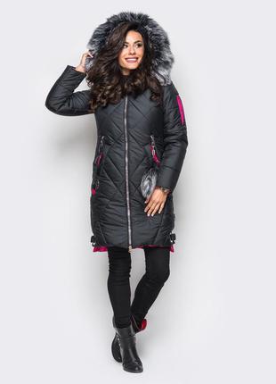 Зимняя куртка di bloom