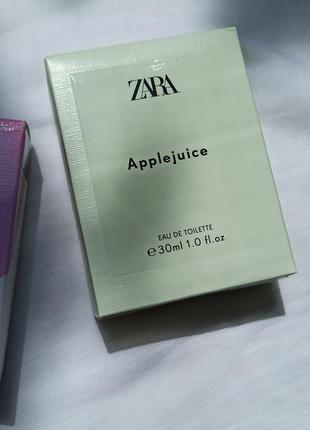 Духи zara applejuise 30 ml