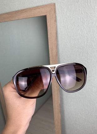 Сонячні окуляри louis vuitton