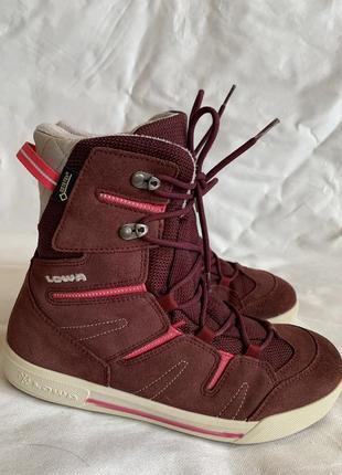 Ботинки термо lowa
