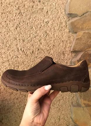 Классные мужские ботинки clarks active air