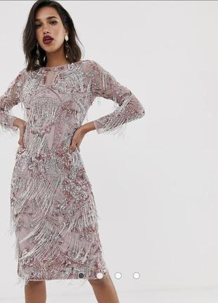 ‼️🔥 отдельная коллекция🔥‼️ эксклюзивное платье с декоративной отделкой