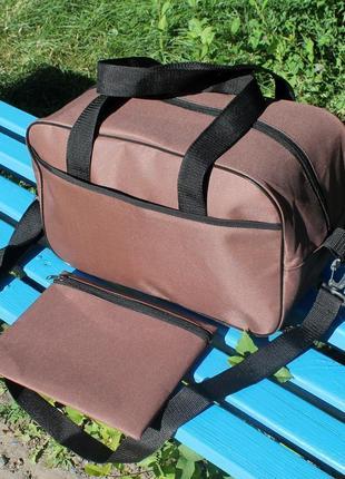 Сумка дорожная,спортивная сумка,ручная кладь,сумка на чемодан,ryanair багаж2 фото