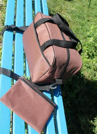 Сумка дорожная,спортивная сумка,ручная кладь,сумка на чемодан,ryanair багаж8 фото