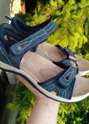 P.37 earth spirit (оригинал) кожаные босоножки сандалии.