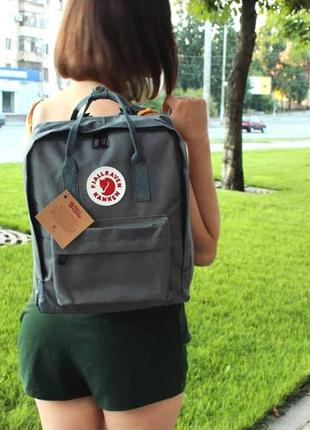 Комплект рюкзак + органайзер fjallraven kanken classic