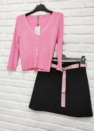 Розовая кофточка /топ stradivarius