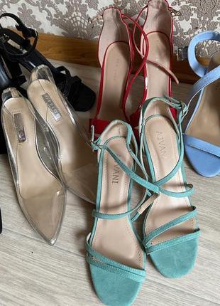 Обувь по низким ценам от 190 новые